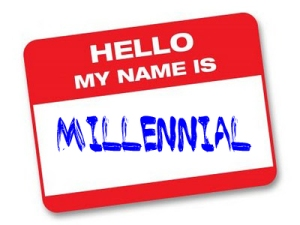 Hello My Name is Millennial